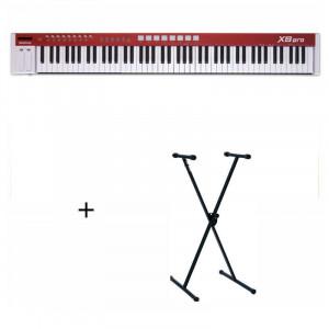 MIDIPLUS- X8 PRO + Statyw