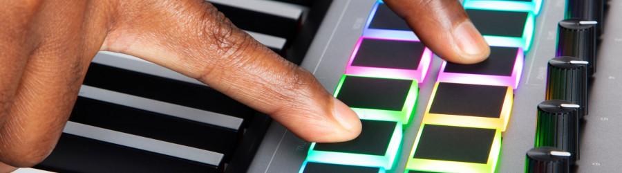 PREMIERA: Nowa klawiatura sterująca Hammer 88 Pro z M-Audio