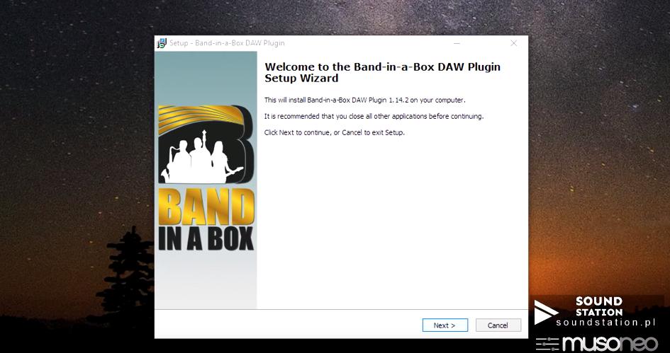 BAN IN A BOX- jak zainstalować program