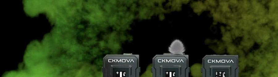 PREMIERA: CKMOVA- VOCAL X - system mikrofonów bezprzewodowych