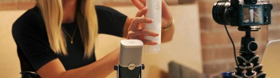 Premier: AKG ARA - Profesjonalny mikrofon pojemnościowy USB!