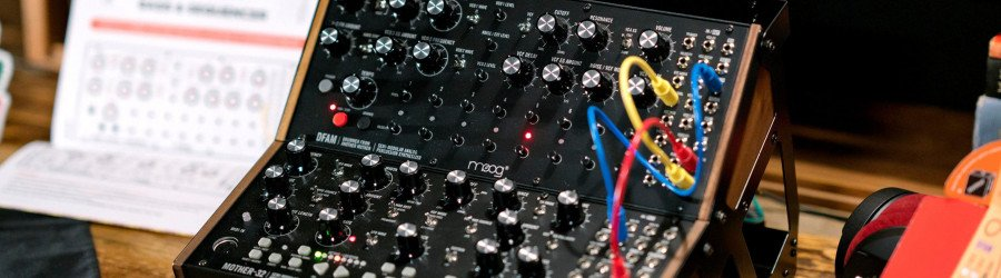Premiera: Nowa odsłona Moog Sound Studio