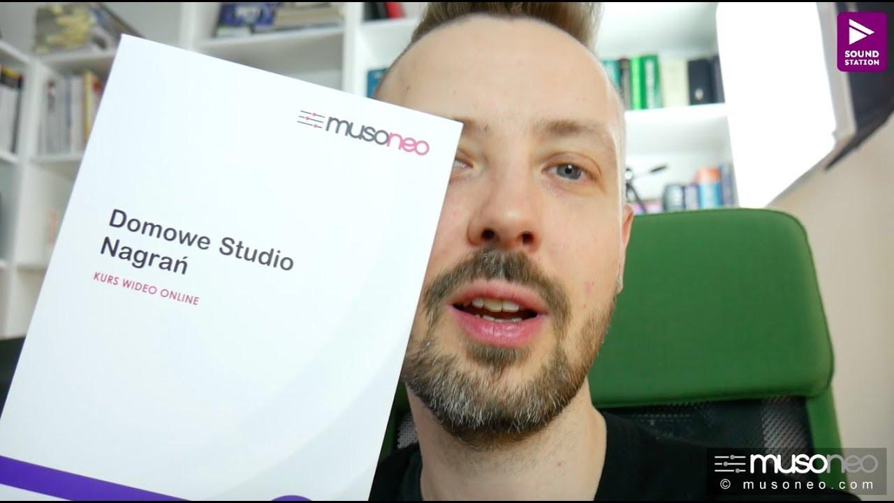 Kurs video PL- Domowe Studio Nagrań
