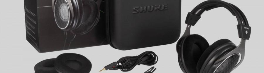 UNBOXING: Shure SRH1840