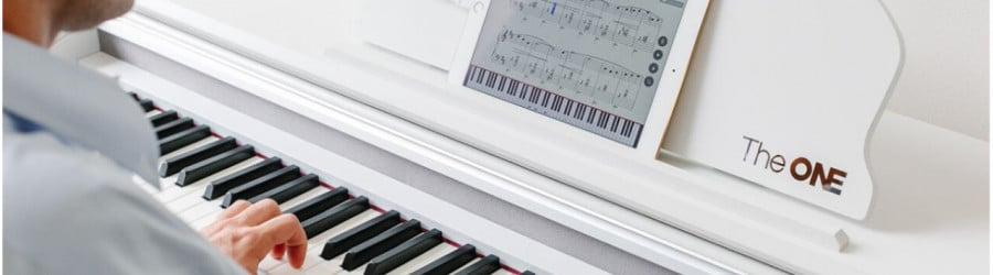 SMART PIANO: PIANINO KTÓRE NAUCZY CIĘ GRAĆ!