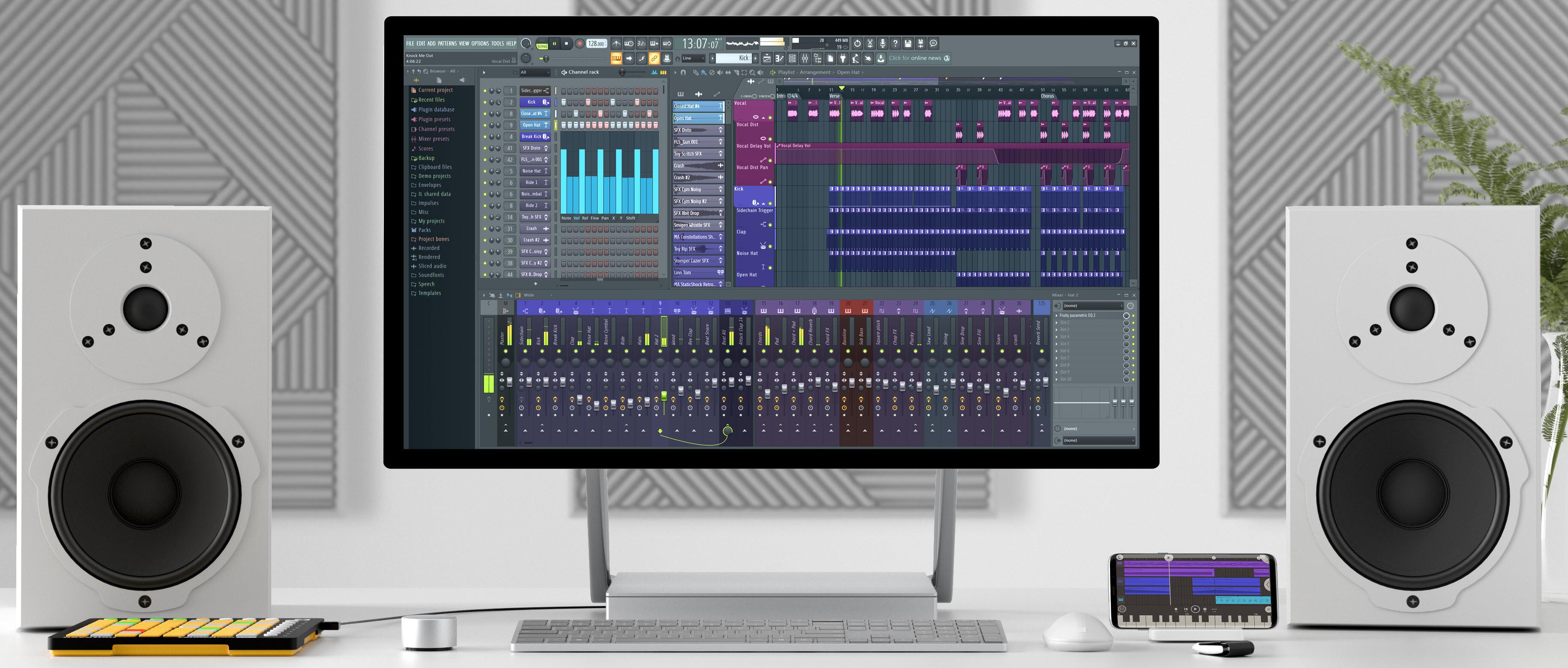 FL Studio- instalacja i aktualizacja (instrukcja video PL)