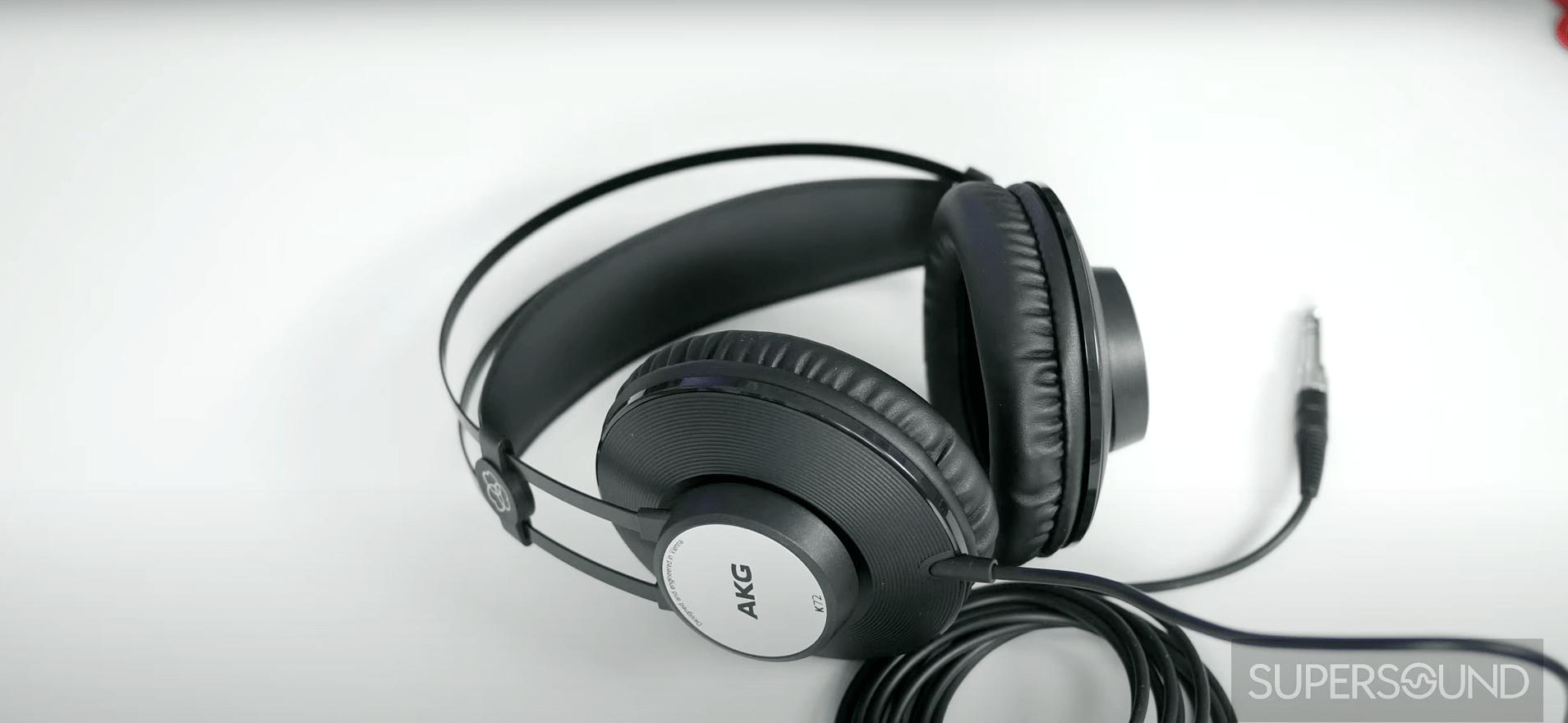 TEST: Słuchawki AKG K72