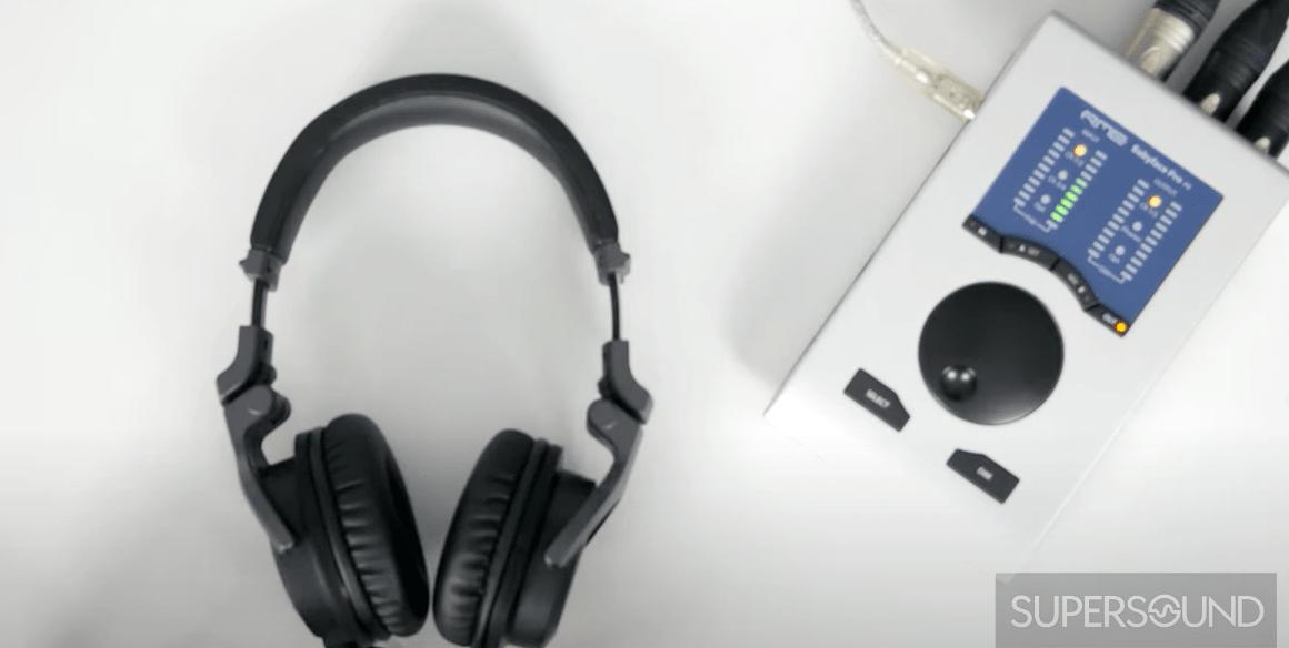 TEST:  Słuchawki Pioneer HDJ Cue1