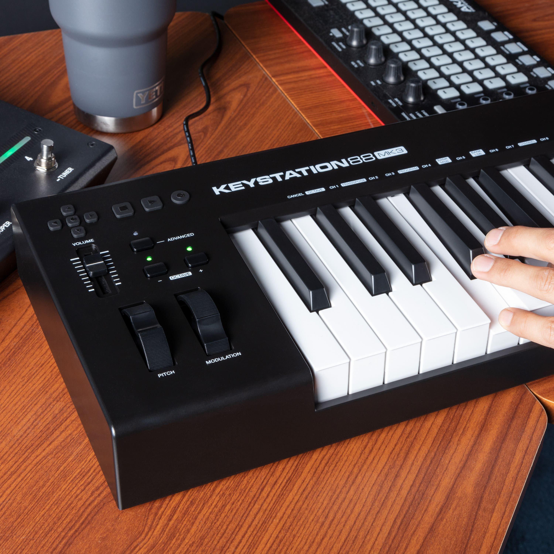 M-AUDIO Keystation 88 MK3 - PREMIERA