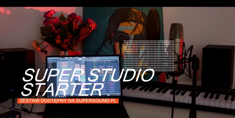 Studio nagrań do 2500 zł