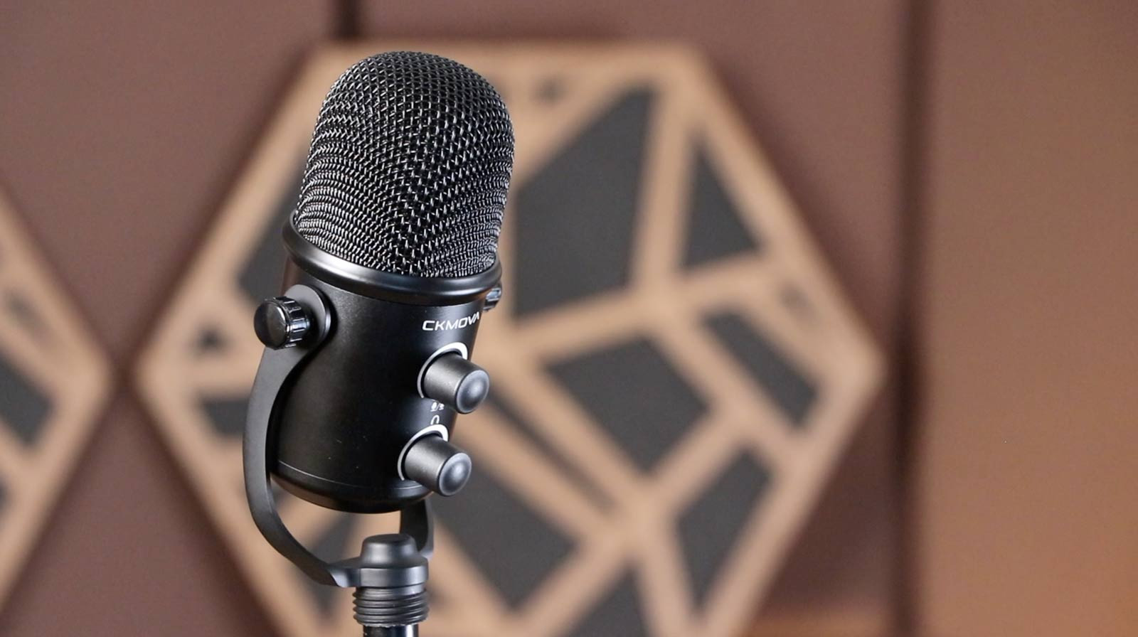 Test: CKMOVA SUM3 - uniwersalny mikrofon pojemnościowy USB