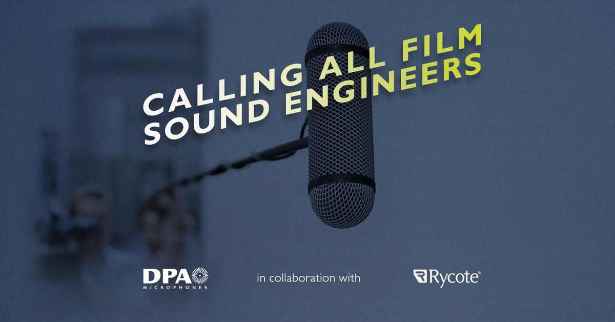 Wygraj zestaw do filmowania DPA/Rycote