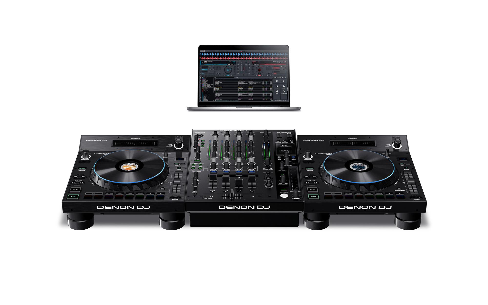 DENON DJ LC6000 PRIME: NAJBARDZIEJ WSZECHSTRONNY KONTROLER