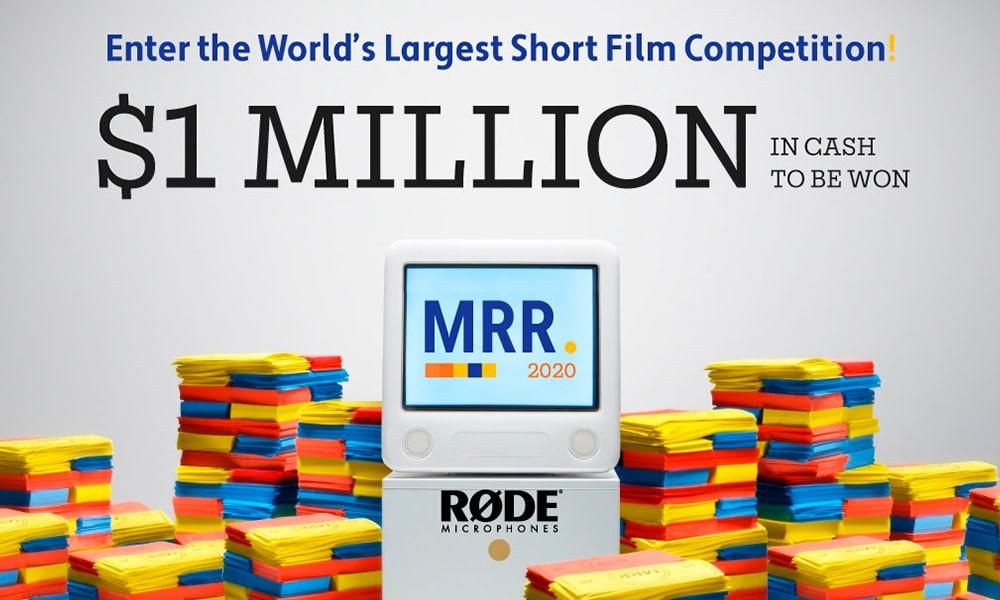 MY RODE REEL- największy na świecie konkurs krótkich form powrócił!