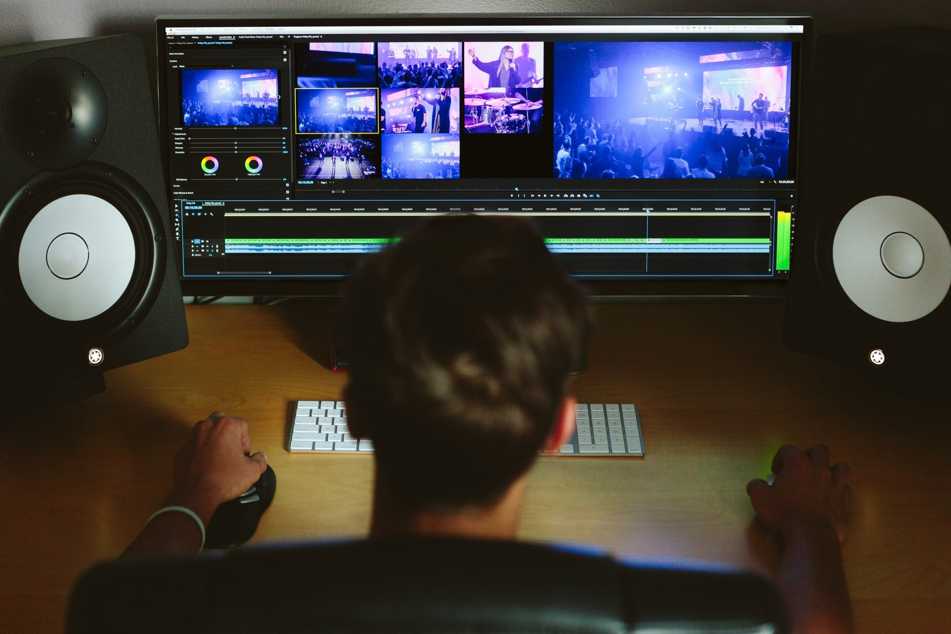 Jakie monitory studyjne wybrać?