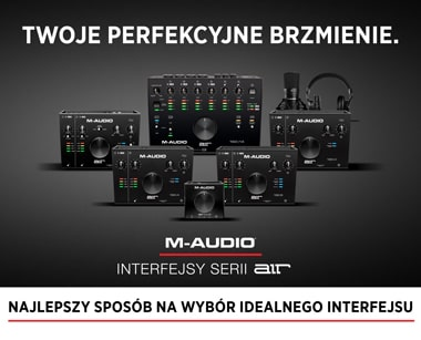 M-AUDIO INTERFEJSY