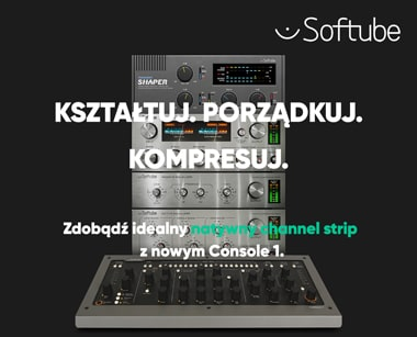 Softube- nowy Console 1