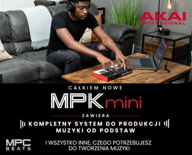 MPK Mini MKIII- nowość