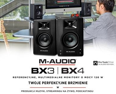 M-AUDIO BX- nowości