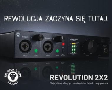 Black Lion Revolution 2x2