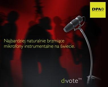DPA Mikrofony