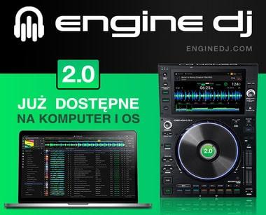 ENGINE DJ 2.0 aktualizacja