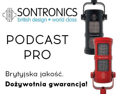 Sontronics- zestaw do podcastów