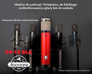 AVANTONE CV-12 BLA