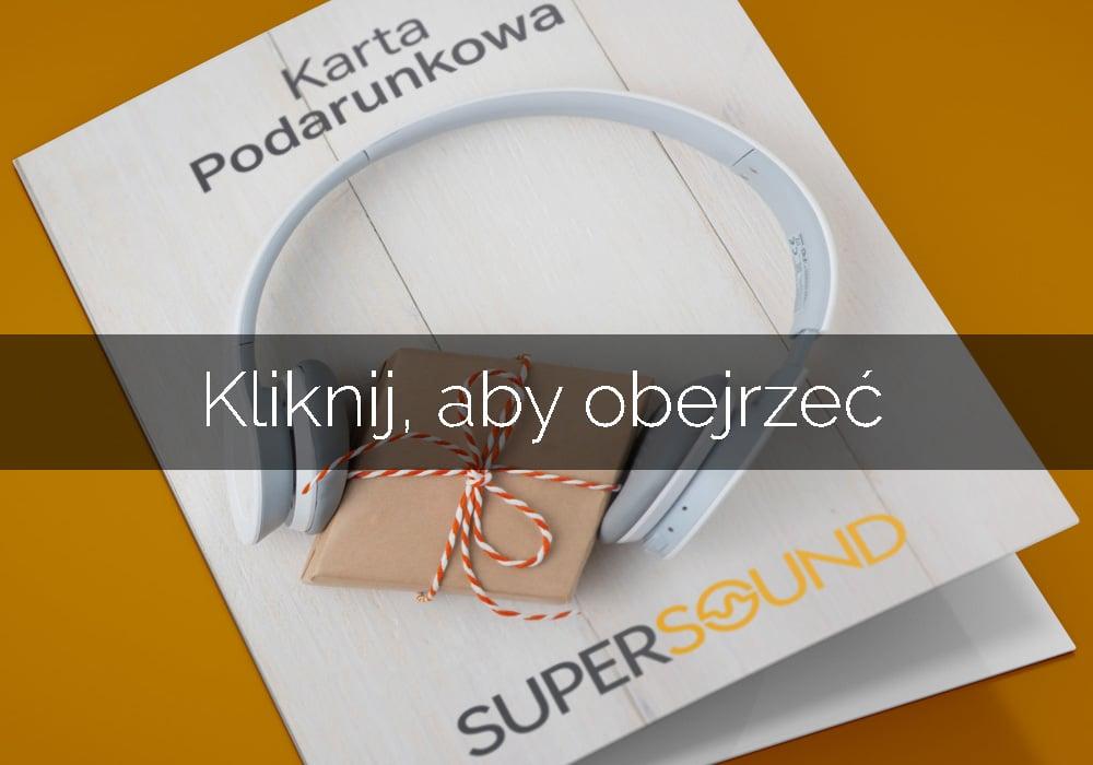 KARTA PODARUNKOWA- wersja fizyczna