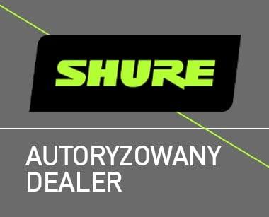 Autoryzowany partner Shure